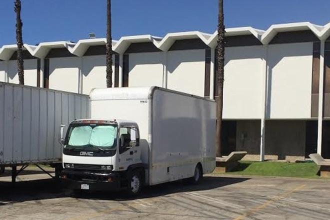 5 ton studio truck
