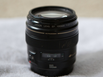 Rent: Canon 100mm f/2.0