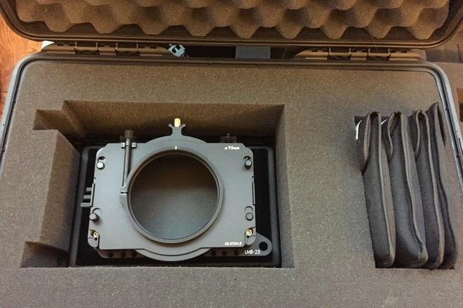 ARRI LMB-25 Mattebox with Filters