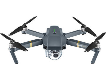 Rent: DJI Mavic Pro 4k Package (ND's Included)