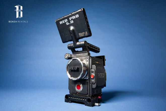 RED Epic-W Helium 8K - BODY Package