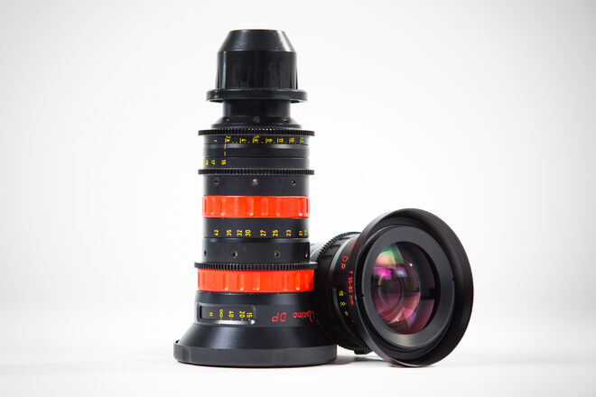 Angenieux Optimo DP Zoom Set 16-42mm and 30-80mm