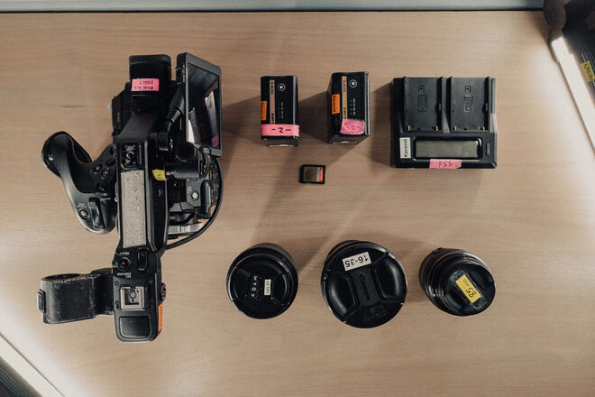 Sony PXW-FS5 II Kit - Basic Package