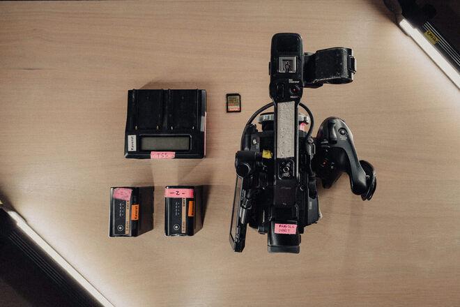 Sony PXW-FS5 II Body (240fps & Raw Enabled)