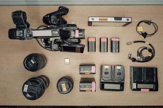 Sony PXW-FS5 II Kit - Monitor Package