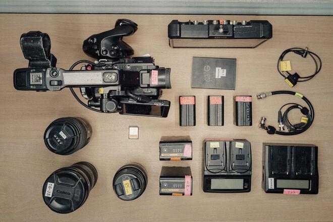 Sony PXW-FS5 II Kit - Recorder Package