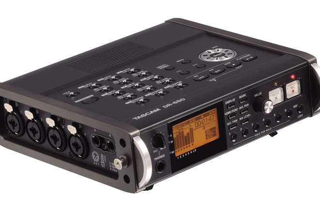 Tascam DR-680 8 Track Recorder