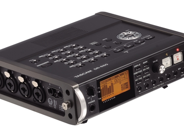 Rent: Tascam DR-680 8 Track Recorder