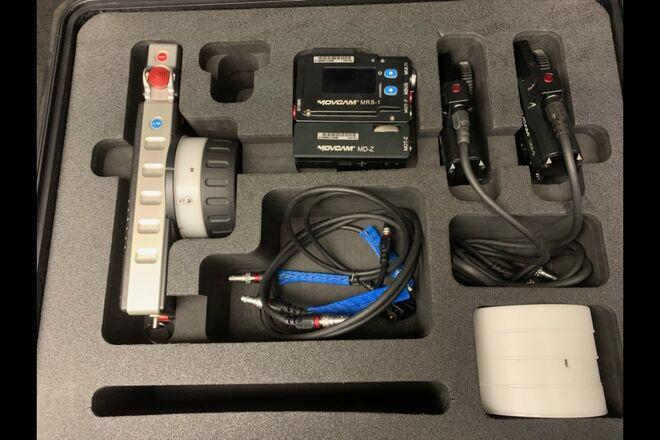 movcam dual axis follow focus kit
