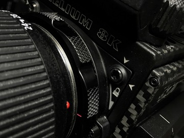 Rent: RED Weapon Helium 8K Package