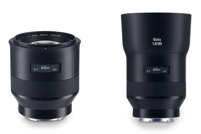 Zeiss Batis Sonnar 85mm f/1.8 Sony E-Mount