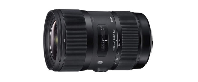 Sigma 18-35mm f/1.8 DC HSM Art Canon EF Mount