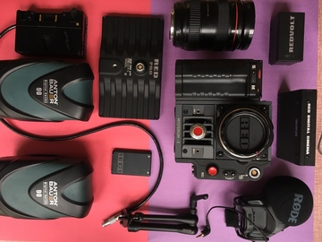 Rent: RED Scarlet X Package