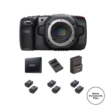 Blackmagic Pocket Camera 6K Kit