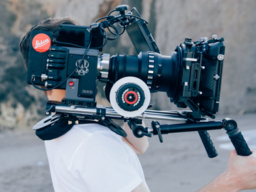 Rent: RED Scarlet-W Dragon 5K // FULL PACKAGE