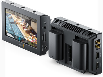 Rent: Blackmagic Video Assist 5""