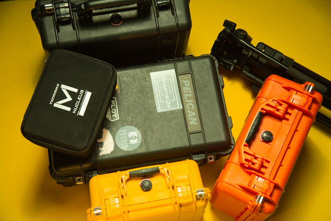 Blackmagic Pocket 4K PL Production Kit