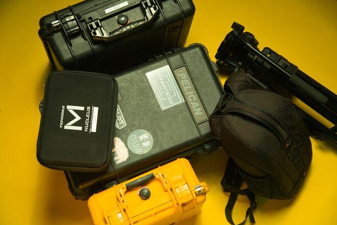 Blackmagic Pocket 4K Zoom Production Kit