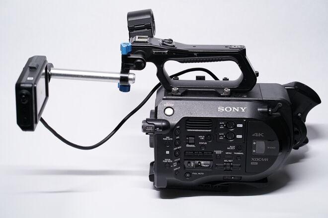 Sony Fs7 (603 Hours)