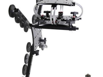 Rig wheels Cloud Mount – Camera Vibration Isolator System
