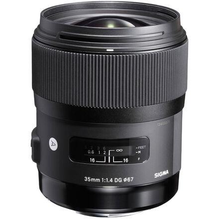 Sigma Art lenses (EF mount) - PICK 3