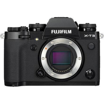 Fuji X-T3 Mirrorless Camera w/Batt Grip + XF 16-55 f2.8 Lens