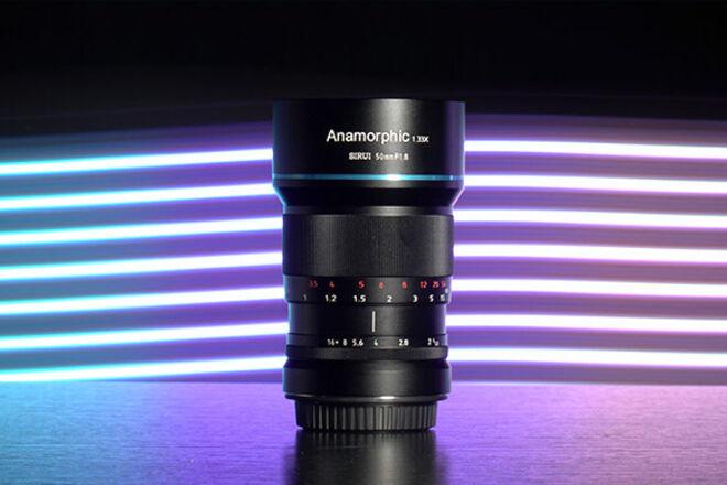 Sirui Anamorphic Lens for S35 sensor (X-Mount & M43)