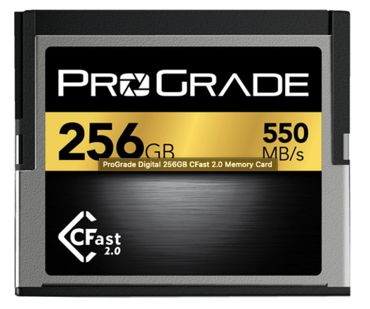 ProGrade 256 GB CFAST 2.0
