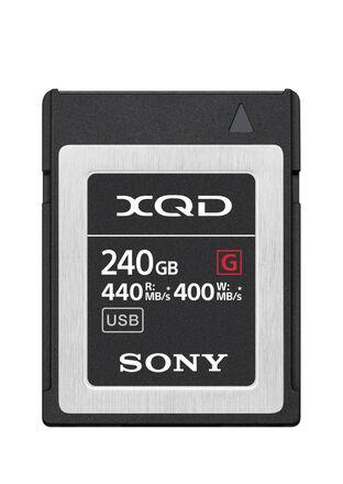 Sony  256 G Series XQD card