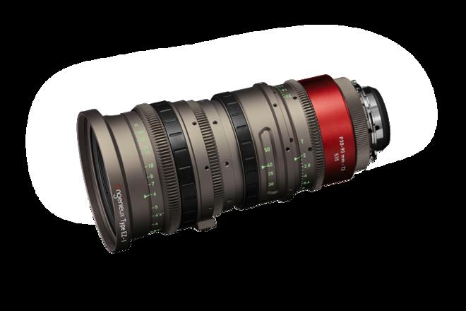 Angenieux EZ-1 S35 & FF 30-90mm T2 Cinema Lens