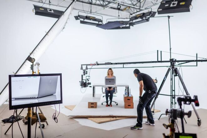 Large Production Studio Space