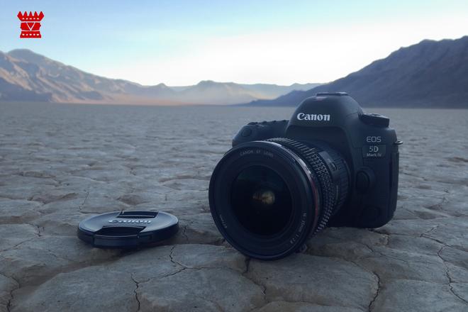 Canon 5D Mk IV + 1 Lens
