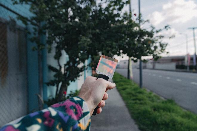 Prism Lens FX Color Cube Prism