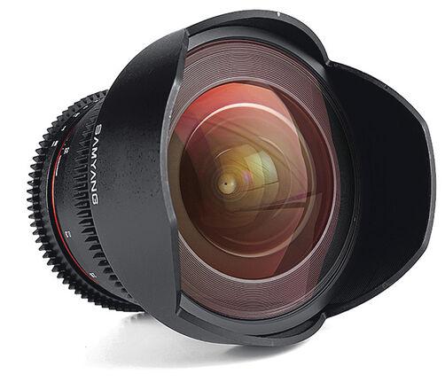 Rokinon/Samyang Cine 14mm T3.1 Canon EF Mount