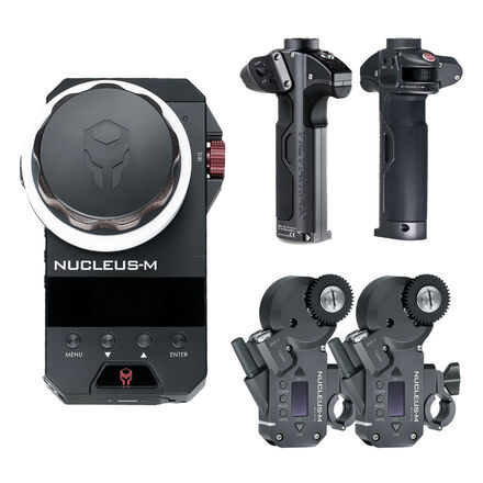 Tilta Nucleus M Wireless FF (2x Motors, 2x Handles)