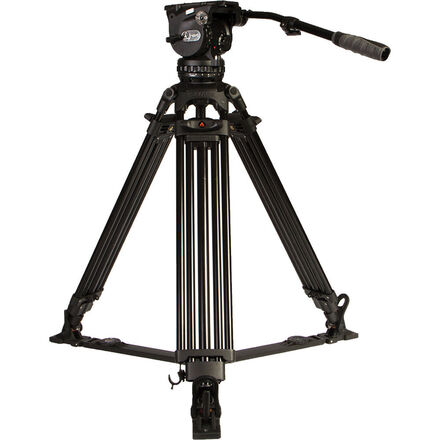 E-Image 2-Stage Tripod Sticks 100mm GH15 Head