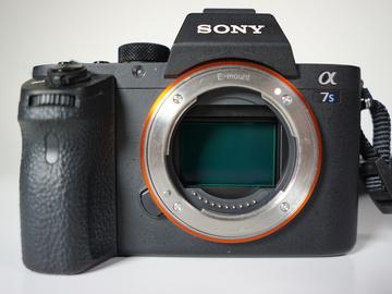 Rent: Sony A7SII W/ Metabones