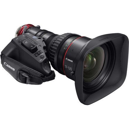 Canon CINE-SERVO 17-120mm T2.95-3.9 PL Mount