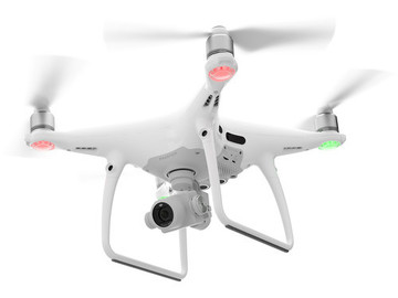 Rent: DJI Phantom 4 Quadcopter w/ Operator