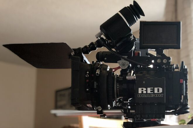 Complete Red Epic Dragon 6k Camera package