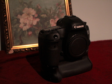 Rent: Canon 5D Mark III body (Magic Lantern, Battery Grip & more!)