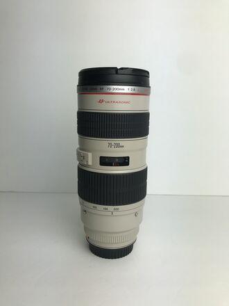 Canon EF 70-200mm f2.8 L USM Zoom Camera Lens