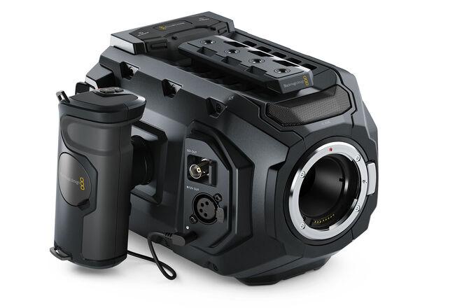 Blackmagic URSA Mini 4.6K (EF) Cinema Package