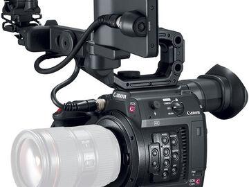 Rent: Canon EOS C200 - full kit