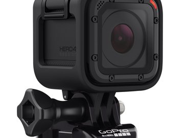 Rent: Gopro HERO Session + Suction Cup