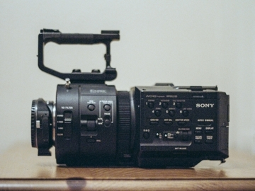 Rent: FS700 with EF Adapter
