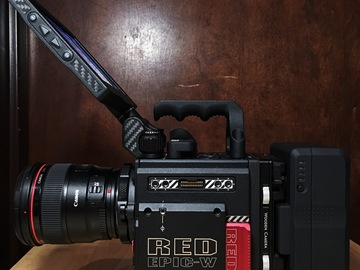 Rent: RED EPIC-W