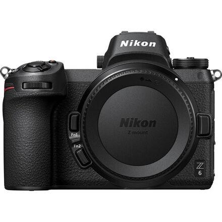 Nikon Z 6 Mirrorless (Body)