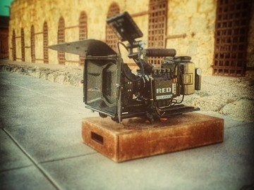 Rent: Full Red Epic Package with Zeiss Primes
