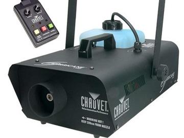 Rent:  Chauvet Hurricane 1300 Fog Machine